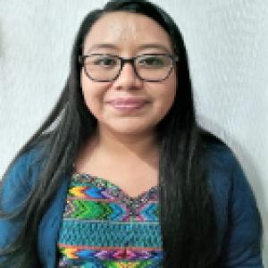 Evelyn Jazmina Calel Borón